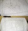 Восстановление цвета белой сумки