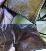 Изменение цвета куртки из анилиновой кожи
